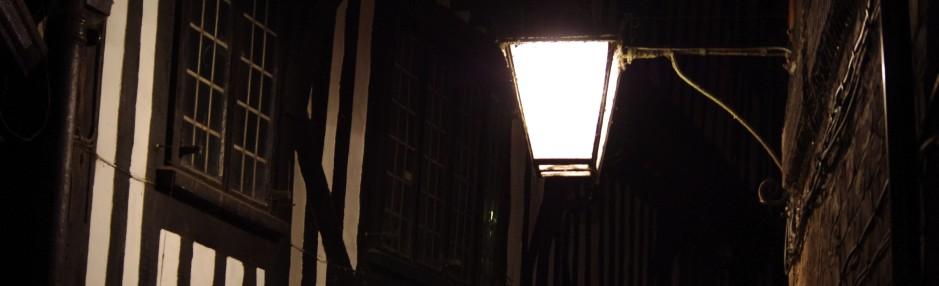 York alleys